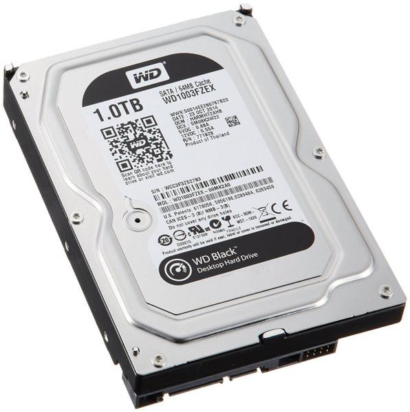 Western Digital 1TB 3.5'' SATA 7.2K Hard Drive - wd1002fbys-05a6b0 x302a-r5