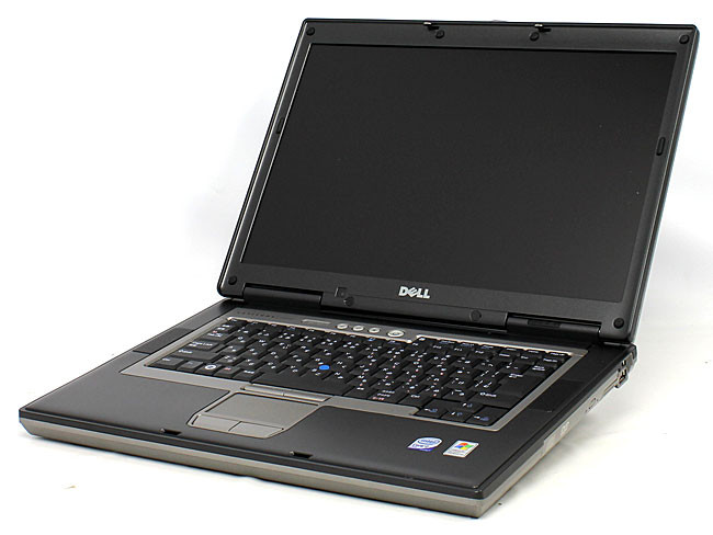 Dell Latitude D830 - Core 2 Duo (Configure to Order) side