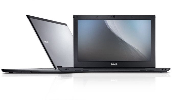 Dell Latitude 13 - Core 2 Duo (Configure to Order) - front & side view