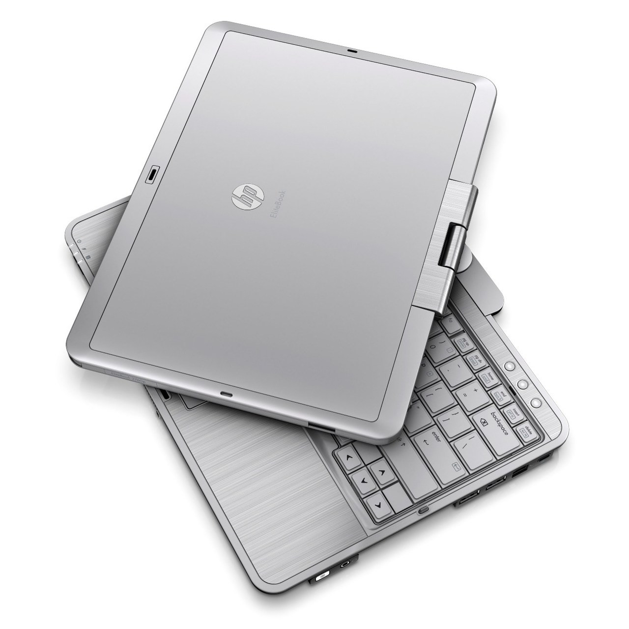 Hp Elitebook 2760P Tablet PC Intel Core i5-2540M (Configure to Order) - top back view