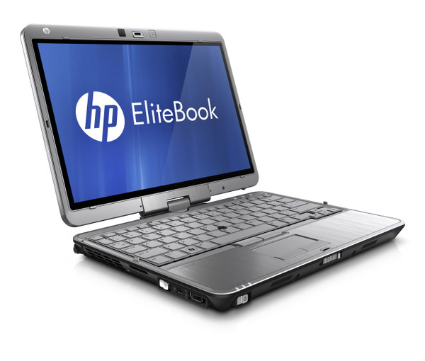 Hp Elitebook 2760P Tablet PC Intel Core i5-2540M (Configure to Order) - front