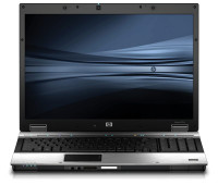 Hp Elitebook 8730W Intel Core 2 Duo (Configure to Order) - front view