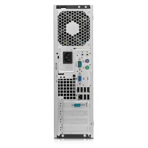 HP DC5800 Desktop Back - KelsusIT