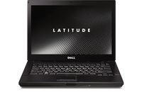 Dell Latitude E6410 core i7 laptop - front view