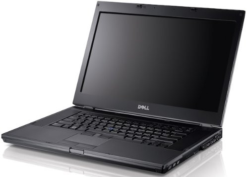 Dell Latitude E6410 core i7 laptop - Open View