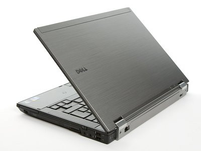 Dell Latitude E6410 core i7 laptop - Rear side view
