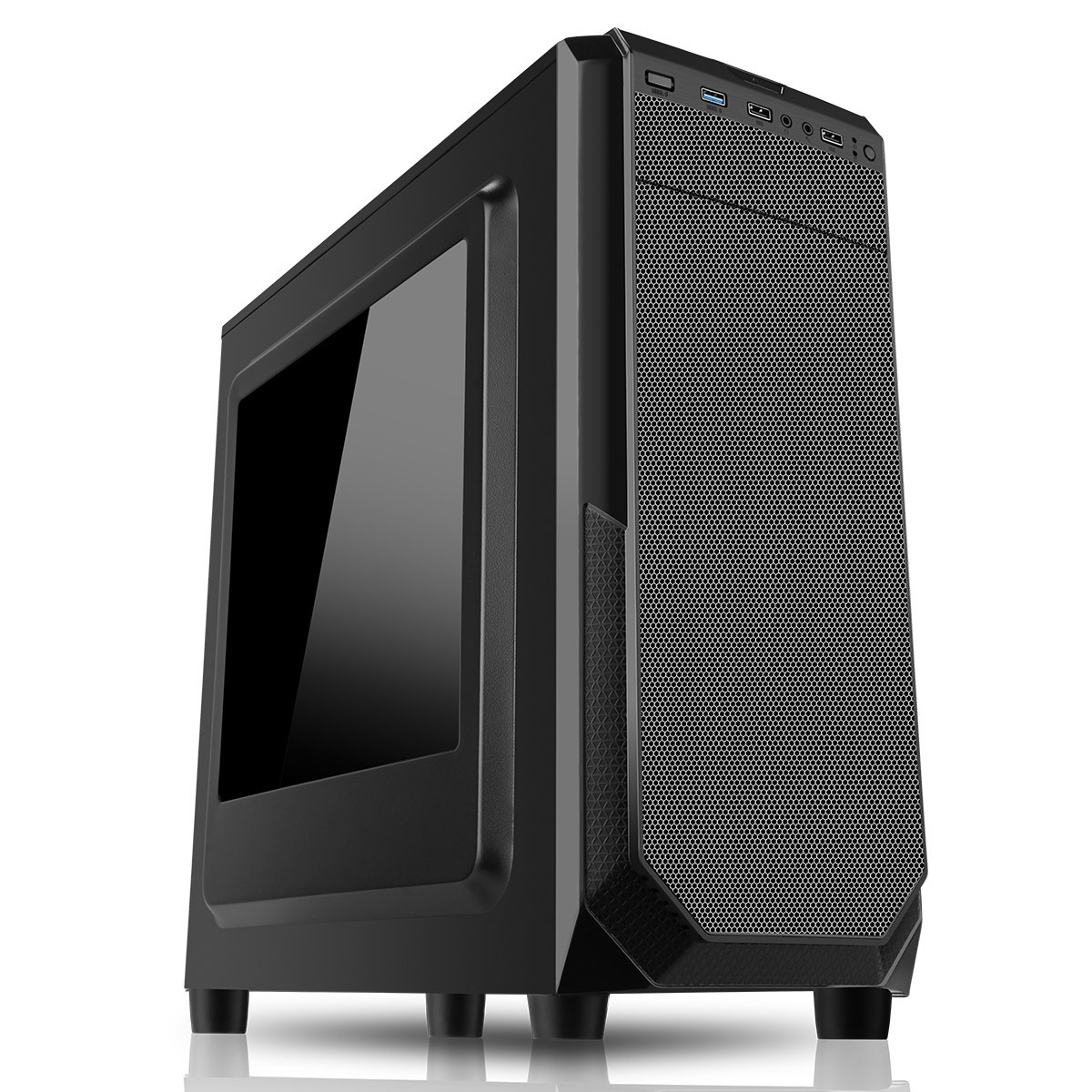 KelsusIT Prism Green Gaming PC