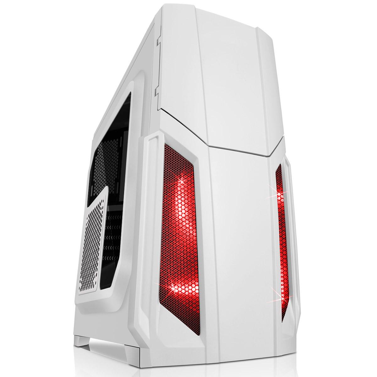 KelsusIT Storm White  Gaming PC