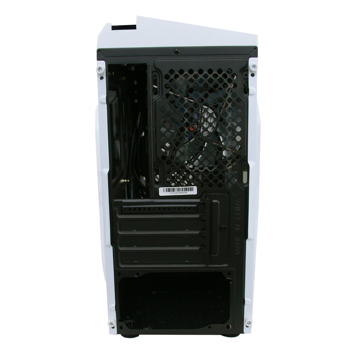 F3 White Gaming PC