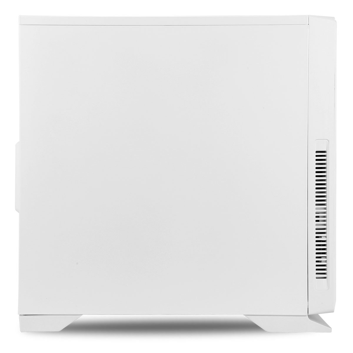 Silent White Gaming PC