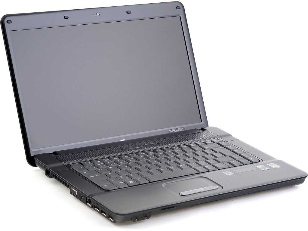 HP Compaq 615 - AMD Dual Core (Configure to Order) - FRONT LEFT SIDE