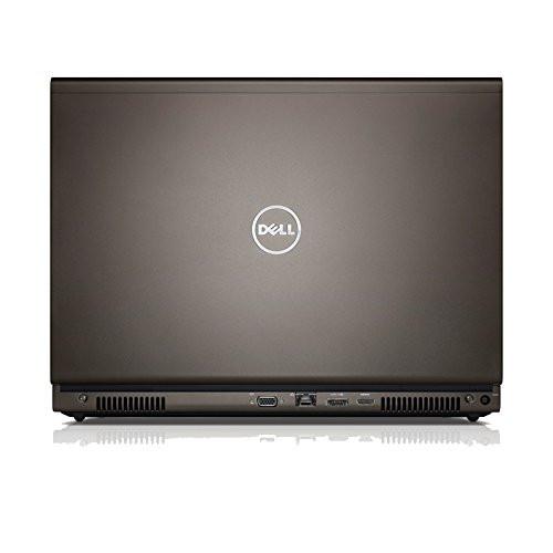 Dell Precision M4600 - Top Down View