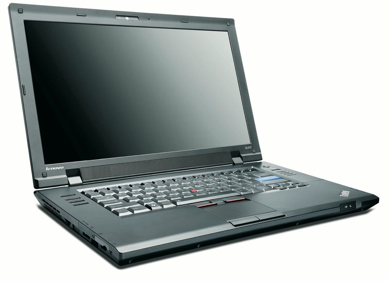 Lenovo Thinkpad SL410 - Side Display View
