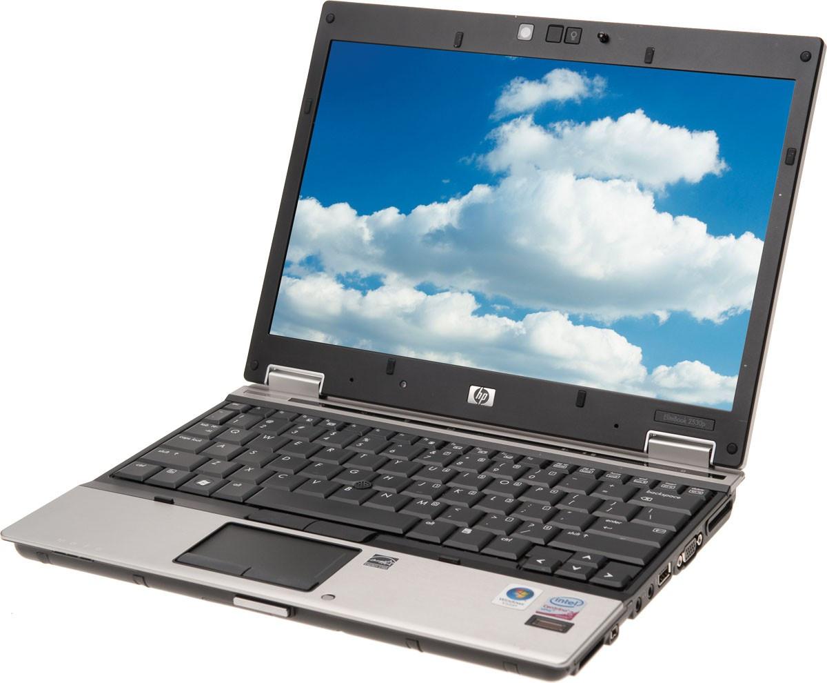 HP EliteBook 2530p - Side Display View 3