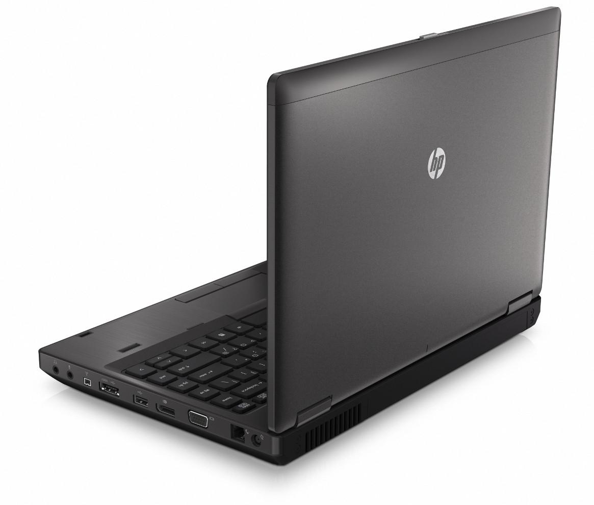 HP ProBook 6360b - Rear View