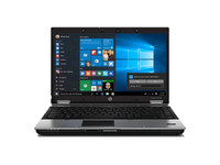 HP EliteBook 8440p - Front Display View