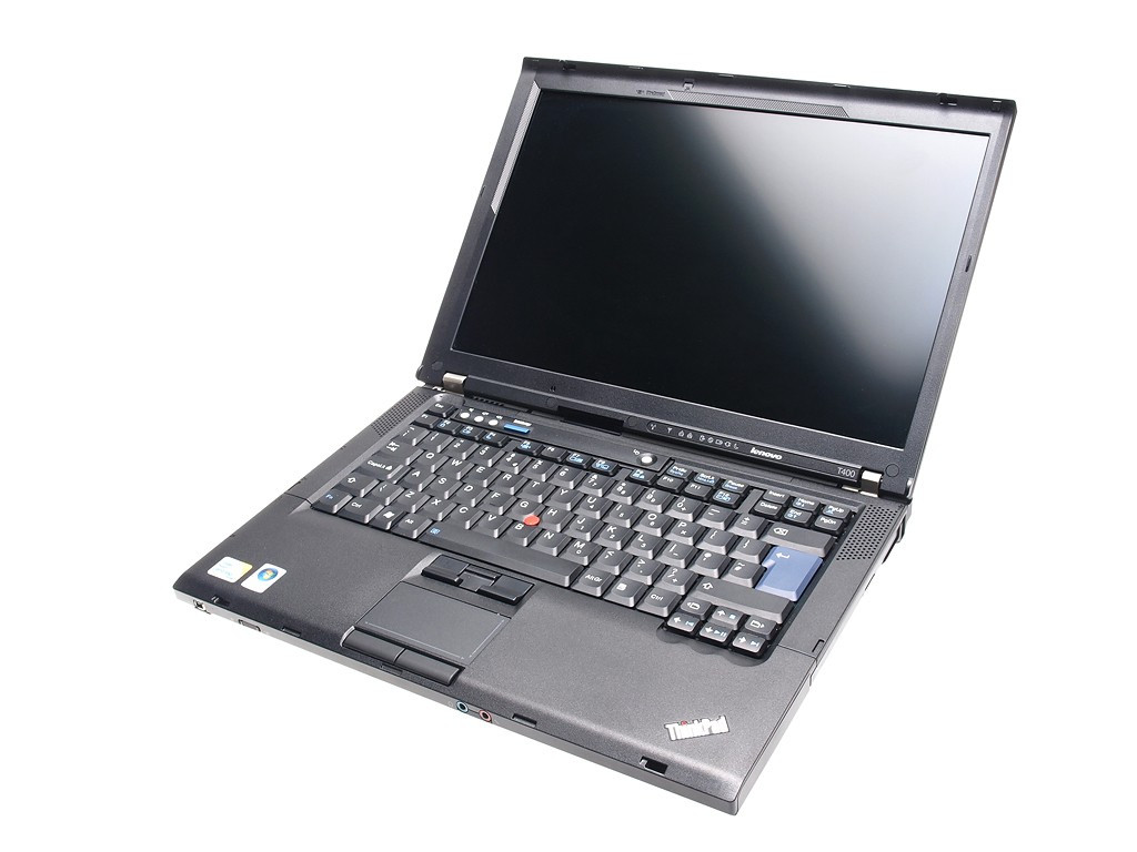 Lenovo Thinkpad T400 - Front Display View 2