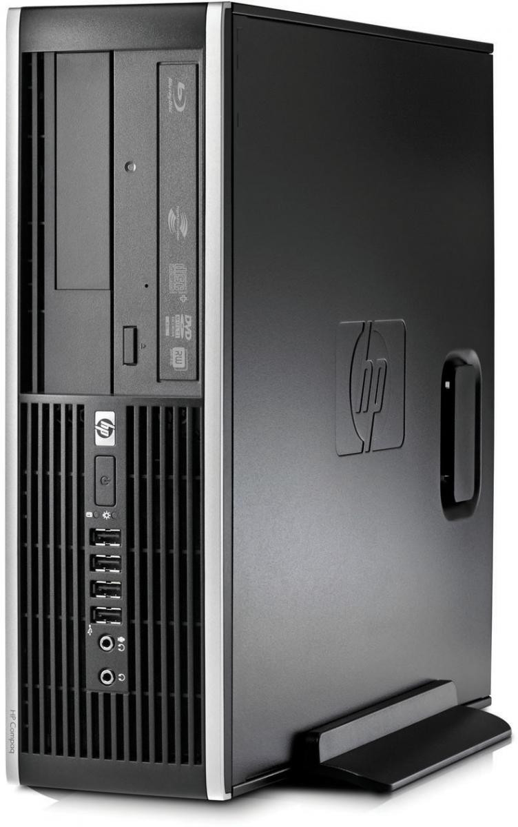 HP Compaq Pro 6005 - Front View 3