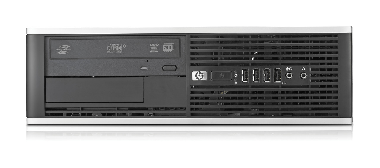 HP Compaq Pro 6005 - Front View 4