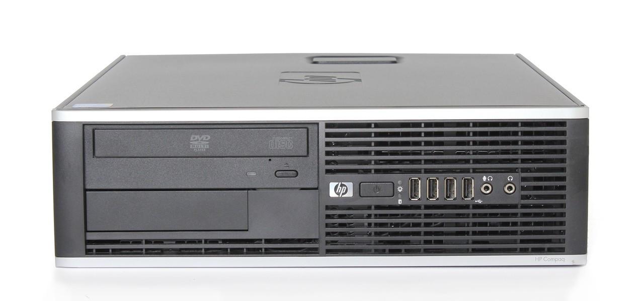 HP Compaq Elite 8000 SFF - Front Display 3