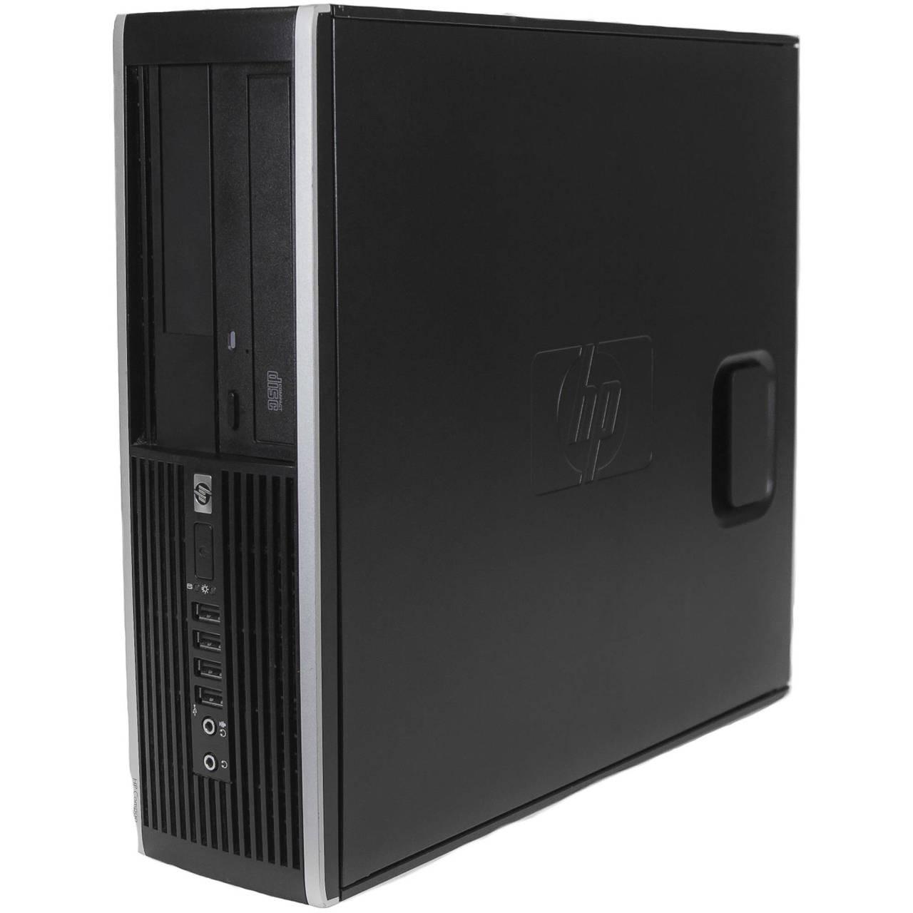 HP Compaq Elite 8100 SFF - Front Display 2