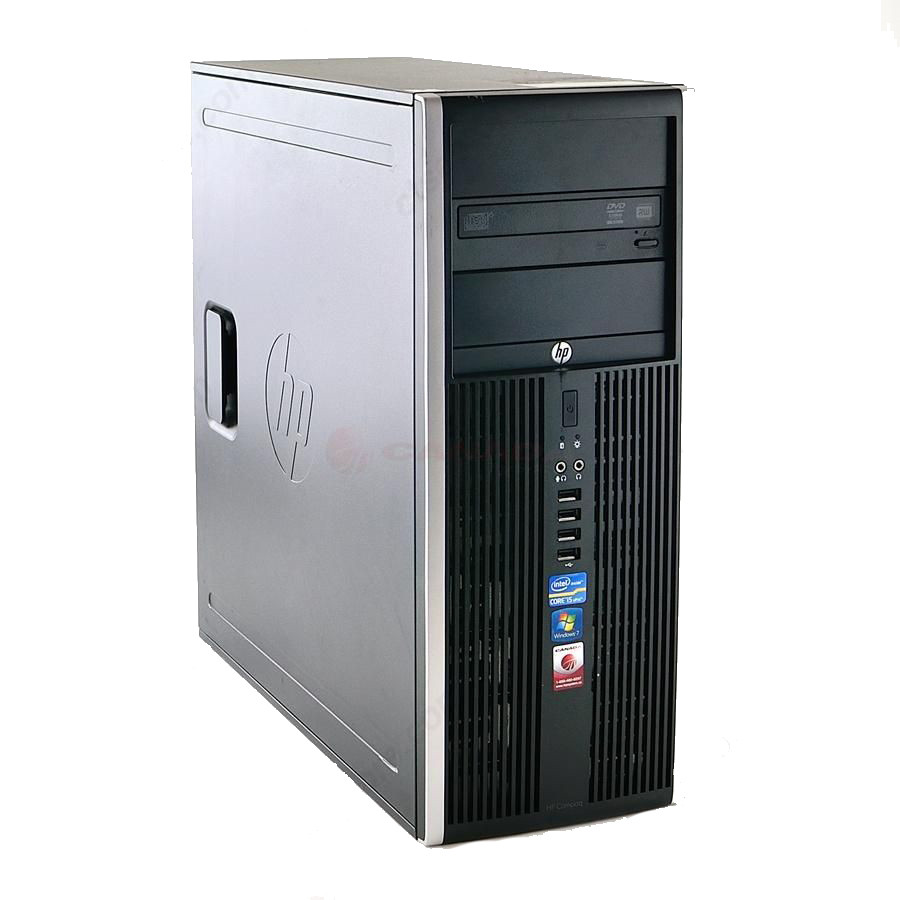 HP Elite 8200  - front view 2