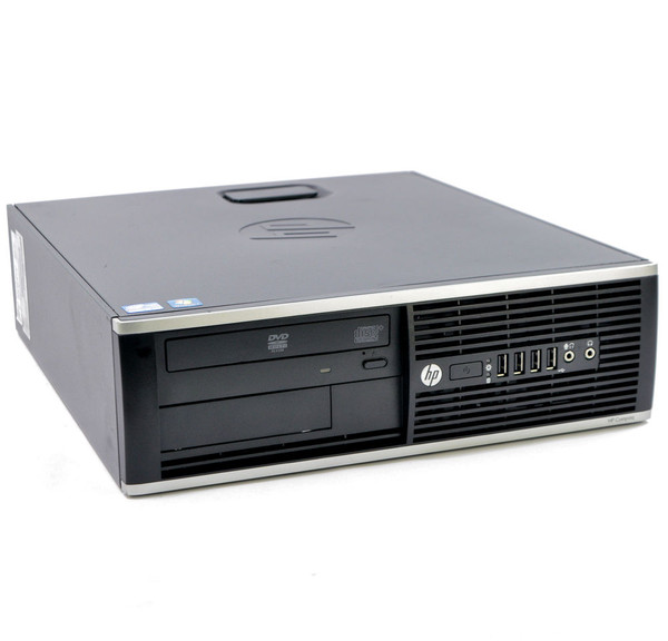 HP Elite 8300  - front view