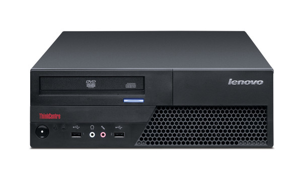 Lenovo ThinkCentre M58p SFF PC - Front view