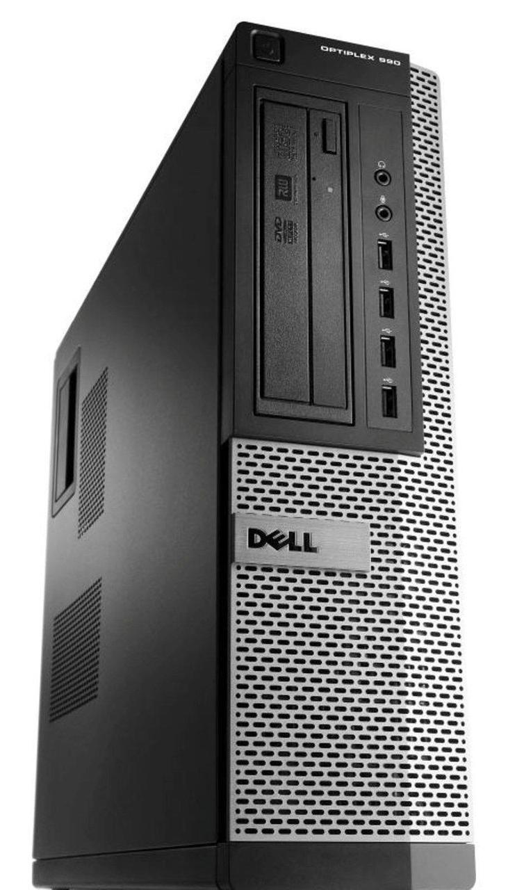 Dell Optiplex 990-Desktop - Core i5 - (Configure to Order)-desktop-pc-intel-front view