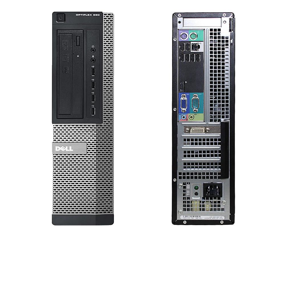 Dell Optiplex 990-Desktop - Core i5 - (Configure to Order)-desktop-pc-intel-frear view-back