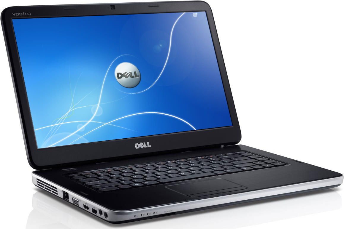 Dell Vostro 2520 - Front Display View