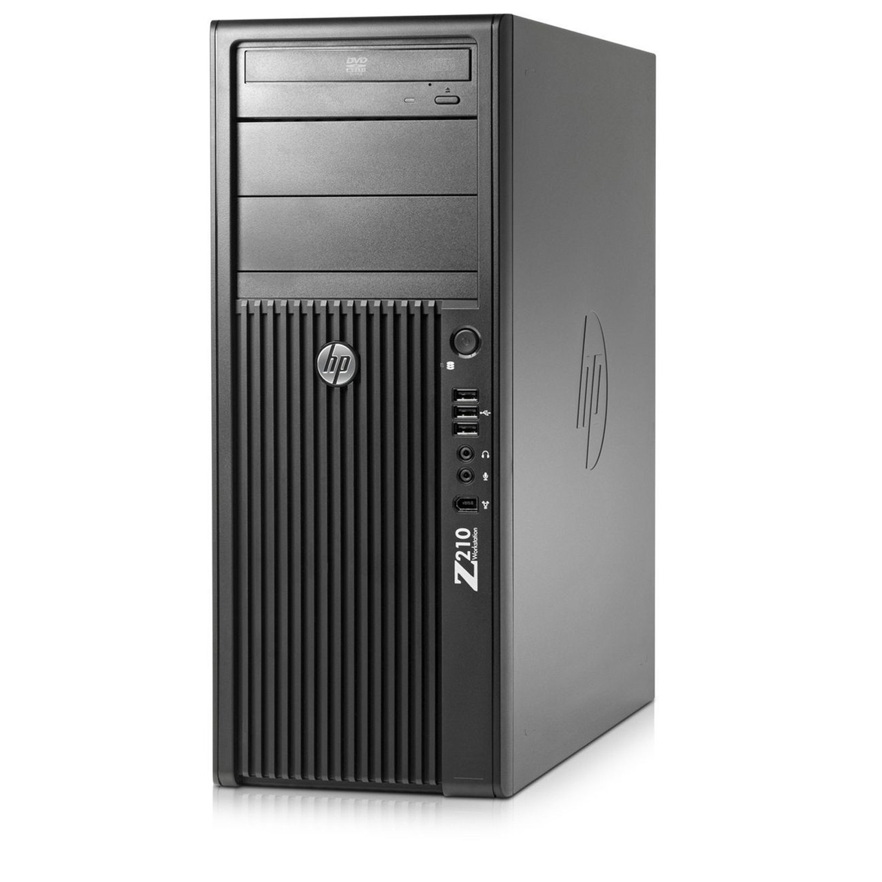 HP Z210 Workstation - Front View
