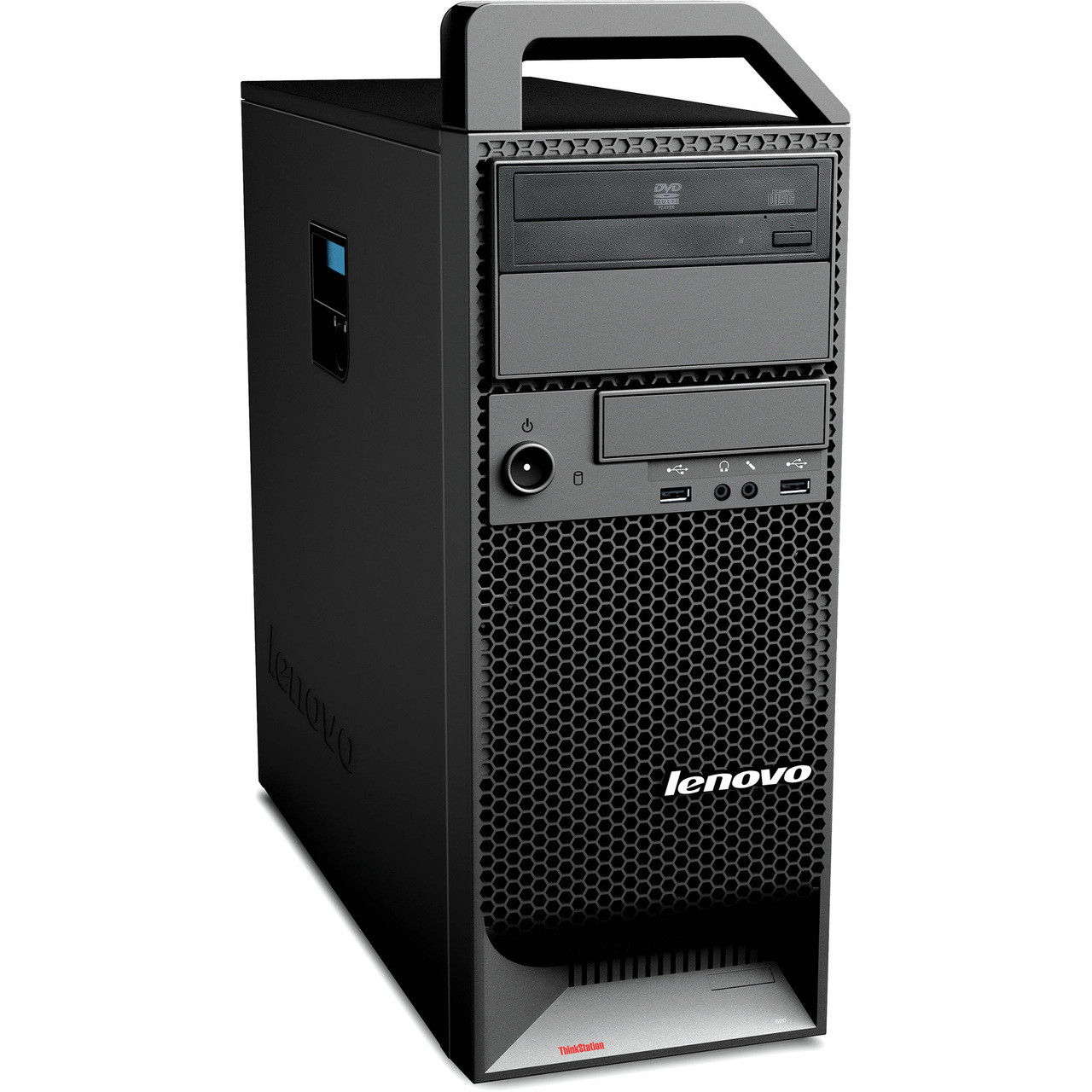 Lenovo Thinkstation S30 - Front View
