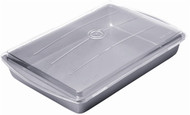 Betterbaked Non-Stick Make N' Take Pan with Lid - Discontinued Item - Limited Quantities Available