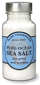 Olde Thompson 15.25oz Pure Ocean Sea Salt