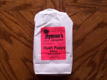 Hyman's Hushpuppy Mix with Onions
