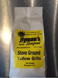Hyman's Stone Ground Yellow Grits