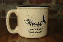 Hyman's Sand Campfire Mug