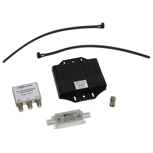 Signal Combiner for SirusXM/AM/FM from Pixel Technologies AFS-1