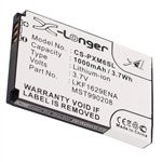 Replacement battery for Samsung Nexus 25 and 50 radios