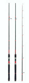 BARBETTA (Italy) INNOVATION SPIN 210 RODS - Ultra High Quality Carbon Spinning Rods