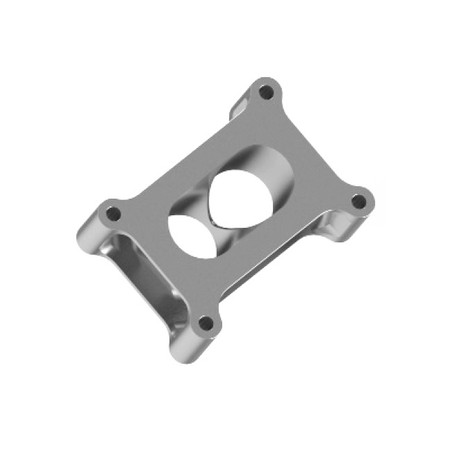 "2"" tall Aluminum Super Sucker Carb Spacer for 2300 Pinto engines running 4412 Carb"