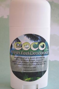 Fresh Feel Deodorant