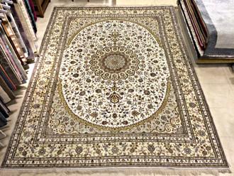 Hereke silk 366 x 274 cm nd 66/74