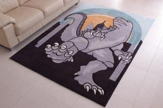 Alba Design Studio Godzilla Returns