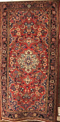 Iranian Hamadan 195x100 cm NJ 210/ 128