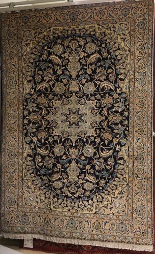Iranian Nain 240x163 cm NK 204/ 41