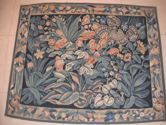 Chinese Tapestry 117x97 cm FS 419/ 148