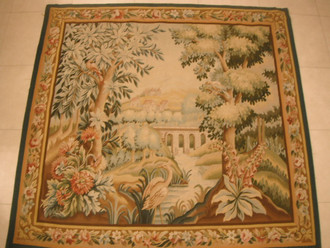Chinese Tapestry 178x170 cm FS 656/ 438