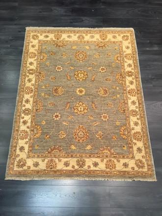 Afghan Chubi 201x156cm